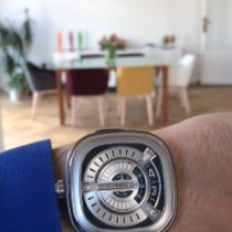 Sevenfriday Acier 47mm Remontage automatique M1/01 occasion France, Reims