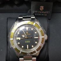 Steinhart Stål 42mm Automatisk Ocean One Vintage ny