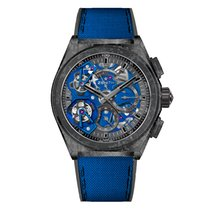 Zenith Carbon Automatic 46mm new Defy