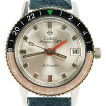 Zodiac Steel Automatic 752-925 pre-owned