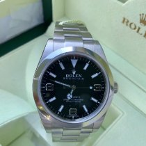 Rolex Explorer new 2011 Automatic Watch with original box and original papers 214270