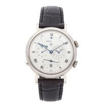 Breguet Classique White gold 39mm Silver Roman numerals United States of America, Pennsylvania, Bala Cynwyd