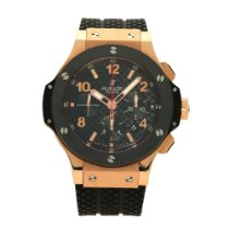 Hublot Big Bang 44 mm pre-owned 44mm Black