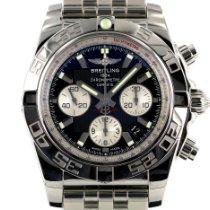 Breitling Chronomat 44 nieuw 2014 Automatisch Chronograaf Horloge met originele doos en originele papieren AB011012/B967/375A