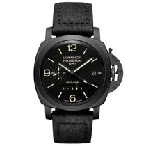 Panerai Luminor 1950 10 Days GMT PAM00335 PAM 00335 2019 nowość