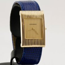 Boucheron Reflet Yellow gold 24mm Gold No numerals