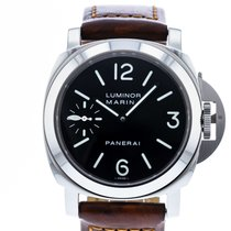Panerai Luminor Marina Сталь 44mm Чёрный
