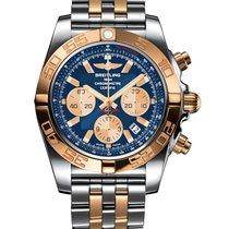 Breitling CB0110121C1C1 Acero y oro 2020 Chronomat 44 44mm nuevo