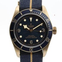 Tudor Black Bay Bronze Bronze 43mm Blue Arabic numerals