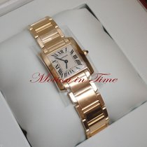 Cartier W50002N2 Yellow gold Tank Française 20mm new United States of America, New York, New York
