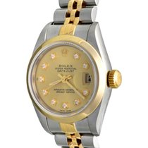 Rolex 69163 Steel Oyster Perpetual Lady Date 25mm pre-owned United States of America, Texas, Dallas