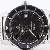 Breitling SuperOcean Heritage 42 mm  BLACK  A1732124  152A G