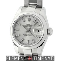 Rolex Lady-Datejust Steel 26mm Silver United States of America, New York, New York