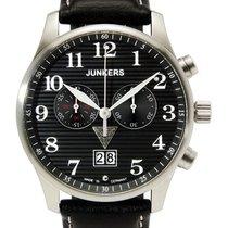 Junkers Lufthansa Ju 52 6686-2 Herrenuhr Chronograph