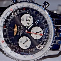 Breitling Navitimer 01 Steel 43mm Black No numerals United States of America, New York, Greenvale