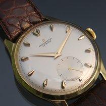 Zenith 135, Chronometer-Ikone im Goldgehäuse,  37mm, mint...