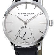Frederique Constant Slim Line Automatic Steel Mens Strap Watch...