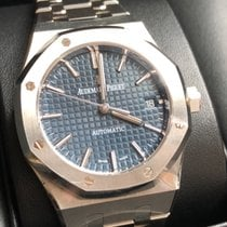 Audemars Piguet Royal Oak Selfwinding Сталь 37mm Синий Россия, Moscow