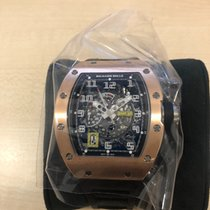 Richard Mille RM 30 Rose Gold