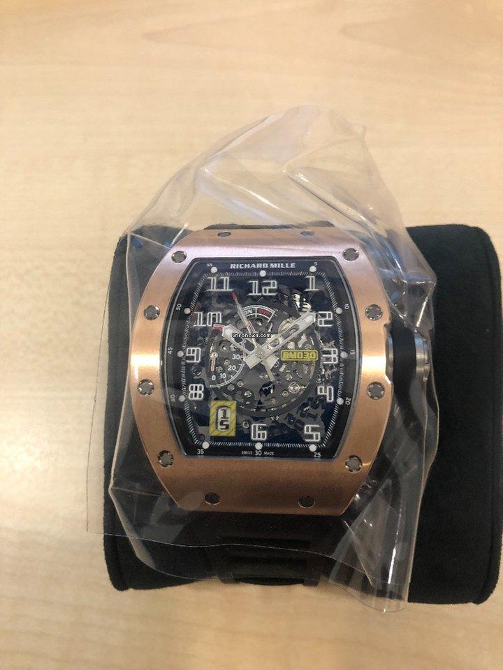 ebab8629503 Preços de relógios Richard Mille