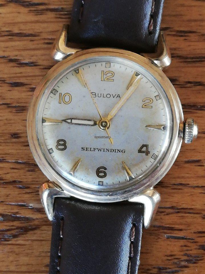 fb5f0950524 Használt Bulova órák | Használt Bulova órák vásárlása a Chrono24-en
