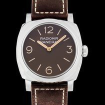 Panerai Special Editions Steel 47mm Brown United States of America, California, San Mateo