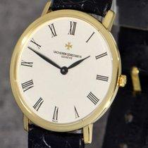 Vacheron Constantin Patrimony elegant gent's wristwatch, flat...