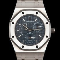 Audemars Piguet 36mm Automático usados Royal Oak Dual Time Gris
