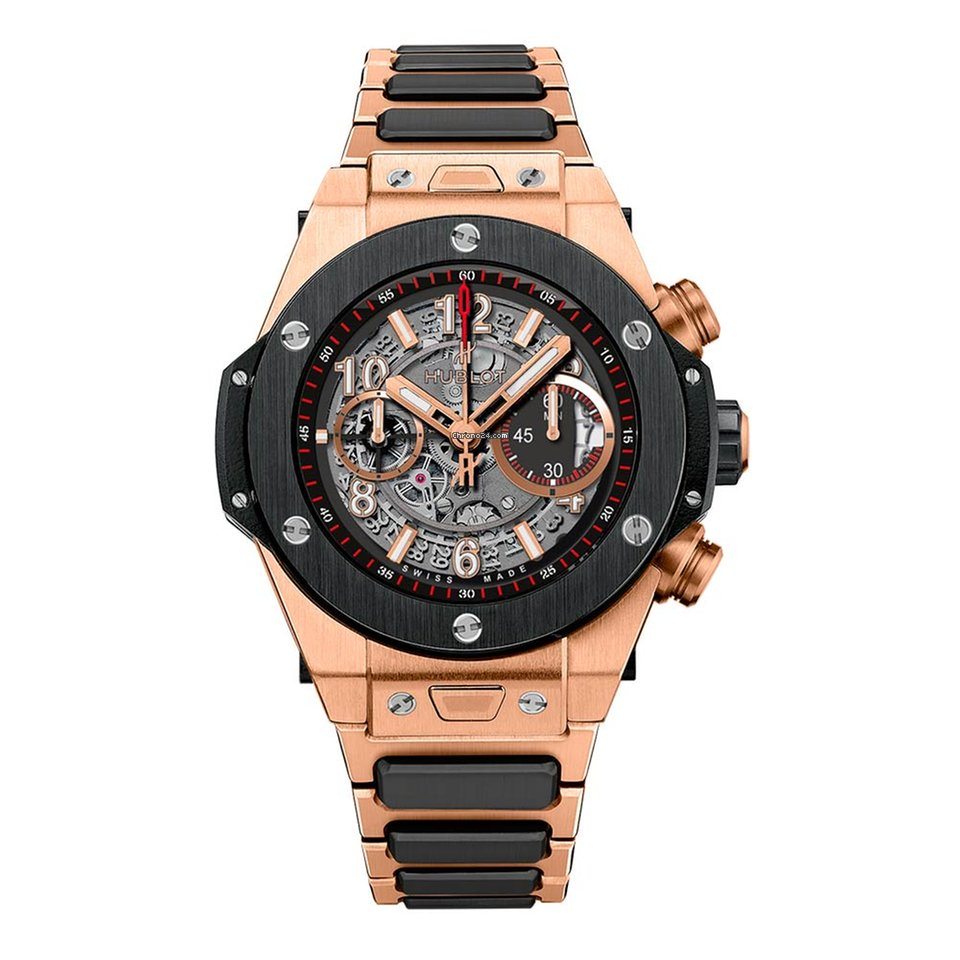 731672e7a Hublot Big Bang Unico Rose gold - all prices for Hublot Big Bang Unico Rose  gold watches on Chrono24