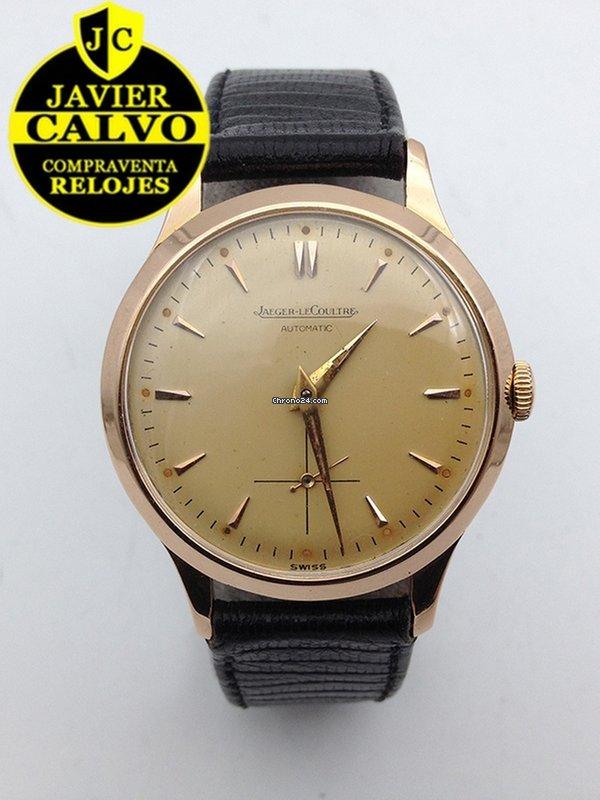 1b16545eb Relojes Jaeger-LeCoultre Oro amarillo - Precios de todos los relojes  Jaeger-LeCoultre Oro amarillo en Chrono24