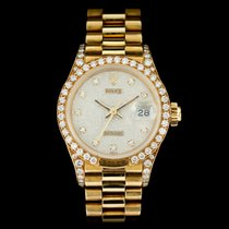 Rolex Lady-Datejust pre-owned 26mm Date Yellow gold