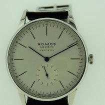 NOMOS 340 Steel Orion Neomatik new