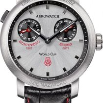Aerowatch Renaissance 51974 AA Polish Basketball Anniversary Limited Edition new