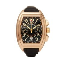 Franck Muller Rose gold 40mm Automatic 8001 CC pre-owned United Kingdom, Bishop's Stortford