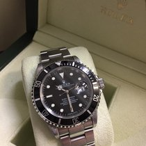 Rolex 16610 Steel 2006 Submariner Date 40mm pre-owned