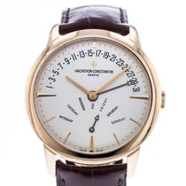 Vacheron Constantin Patrimony Rose gold 42.5mm Silver United States of America, Georgia, Atlanta