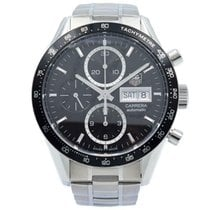 TAG Heuer Carrera Calibre 16 Steel 42mm Black United States of America, Indiana, Carmel