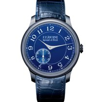 F.P.Journe Souveraine Chronometre Bleu 2012 folosit