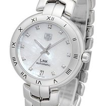TAG Heuer Link Lady Steel 34.5mm Mother of pearl