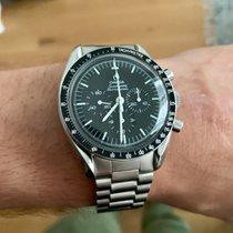 Omega Speedmaster Professional Moonwatch Speedmaster professional ST 145.022 cal 861 1981 usados