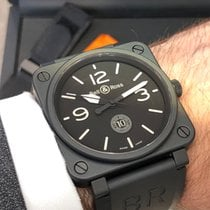 Bell & Ross BR 01-92 BR0192-10TH-CE 2015 nou