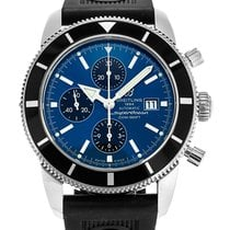 Breitling Superocean Héritage Chronograph Steel 46mm Blue