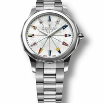 Corum Admiral's Cup Legend 38 Steel 38mm Mother of pearl United States of America, Ohio, Westerville