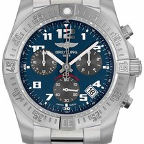 Breitling Chronospace Titanium 43mm Blue Arabic numerals United States of America, California, Moorpark