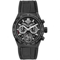 TAG Heuer Carbon Automatic Transparent 45mm new Carrera