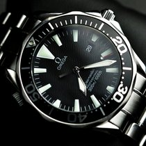 Omega 2264.50.00 Zeljezo 2004 Seamaster Diver 300 M 41mm rabljen