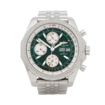 Breitling Bentley GT Acero 43mm Verde