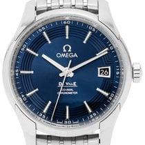 Omega De Ville Hour Vision 431.33.41.21.03.001 2014 pre-owned