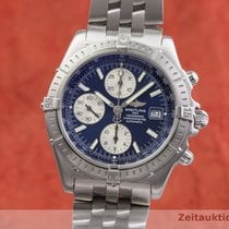 Breitling Crosswind Racing Otel 43mm Albastru