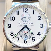 Ulysse Nardin Marine Chronometer 41mm Steel 41mm Black Arabic numerals United States of America, Texas, Plano